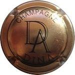 Capsule CHAMPAGNE DA DINA BAUCHET 1290