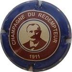 Capsule CHAMPAGNE DU REDEMPTEUR 1911 DUBOIS 205
