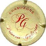 Capsule CHAMPAGNE Princess Galitzine PG DUMANGIN Guy 788