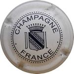 Capsule CHAMPAGNE FRANCE DL DUVAL-LEROY 207
