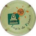 Capsule Logis de France 50ème ANNIVERSAIRE DUVAL-LEROY 209