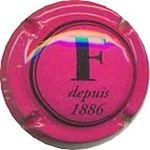 Capsule F depuis 1886 FAUCHON 892