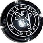 Capsule I.C.R.F. MO - 758 FINI 1098