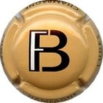Capsule FB CHAMPAGNE LUDES FORGET-BRIMONT 1552