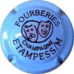 Capsule CHAMPAGNE FOURBERIES ETAMPES / M 1397