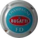 Capsule CHAMPAGNE FD BUGATTI FOURNAISE-DUBOIS 221