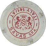 Capsule SAVAS S.P.A. ITALY 141/AT GANCIA 744