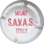 Capsule 141/AT S.A.V.A.S. ITALY GANCIA 745