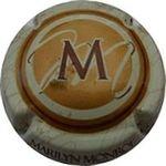 Capsule Mm MARYLIN MONROE GOBILLARD J.M. & Fils 1549