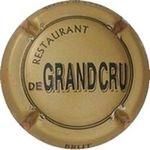 Capsule RESTAURANT DE GRAND CRU CHAMPAGNE BRUT GOBILLARD - GRAND CRU 232