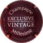 Capsule EXCLUSIVE VINTAGE Champagne Millésimé GONET Michel 1039