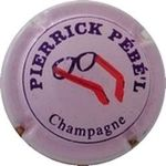 Capsule PIERRICK PEBE'L Champagne GOULIN-ROUALET 241