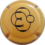 Capsule CHAMPAGNE CHARLY/MARNE FRANCE GRATIOT & CIE 1728