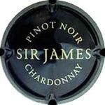 Capsule SIR JAMES PINOT NOIR CHARDONNAY HARDYS 1273