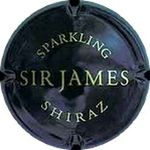 Capsule SIR JAMES SPARKLING SHIRAZ HARDYS 1272