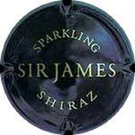Capsule SIR JAMES SPARKLING SHIRAZ HARDYS 1272