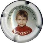 Capsule CUVEE BENJAMIN VERZENAY HATTE Bernard 252