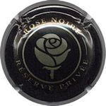 Capsule ROSE NOIRE RESERVE PRIVEE HENRIOT 1408