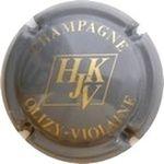 Capsule CHAMPAGNE OLIZY-VIOLAINE HJKV HERAUT-JUBINE 259