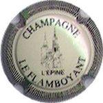 Capsule CHAMPAGNE L'EPINE LE FLAMBOYANT<br>(Recherche du producteur) Inconnue259 1420