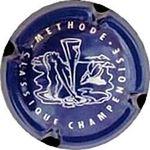 Capsule METHODE CLASSIQUE CHAMPENOISE Inconnue152 997
