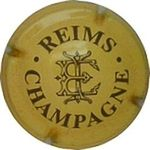 Capsule REIMS CHAMPAGNE EI IRROY Ernest 317