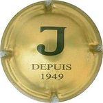 Capsule J DEPUIS 1949 JEEPER 1747