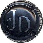 Capsule JD CHAMPAGNE PREMIER CRU JACQUINET-DUMEZ 1460