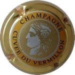 Capsule CHAMPAGNE CUVEE DU VERMILLON JEAN Olivier 326