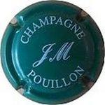 Capsule CHAMPAGNE JM POUILLON JONOT-MARCHWICKI 1542