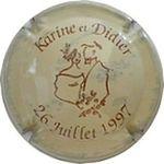 Capsule Karine et Didier 26 Juillet 1997 JEAN MILAN 764