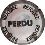 Capsule PERDU REJOUEZ KRITER 456