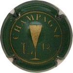 Capsule CHAMPAGNE LB LABERTHE-BONNARD 332