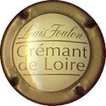 Capsule Louis Foulon Crémant de Loire LACHETEAU André - Louis Foulon 1348