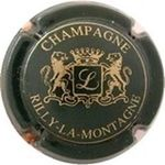 Capsule CHAMPAGNE RILLY-LA-MONTAGNE L LACOUR Eric 334