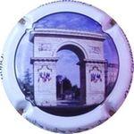 Capsule Champagne Dijon Porte Guillaume LACROIX-TRIAULAIRE 796