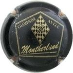 Capsule CHAMPAGNE AVIZE MONTHERLAND m LANAUD J. (Veuve) 341