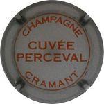 Capsule CHAMPAGNE CUVÉE PERCEVAL CRAMANT LANCELOT Marie 1323