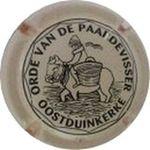 Capsule ORDE VAN DE PAARDEVISSER OOSTDUINKERKE DUBOIS P. et F. 204