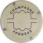 Capsule CHAMPAGNE EPERNAY LANSON (BURTIN Gaston) 872