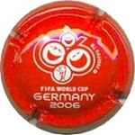 Capsule FIFA WORLDCUP GERMANY 2006 LANSON 728