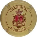Capsule CHAMPAGNE CAROLINE LAUNOIS Bernard 348