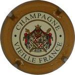 Capsule CHAMPAGNE VIEILLE FRANCE LEBRUN Albert 861