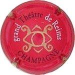 Capsule grand Théâtre de Reims CHAMPAGNE LEPITRE Jean-Claude 388