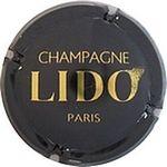 Capsule CHAMPAGNE LIDO PARIS MALARD Jean-Louis 1438