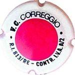 Capsule V.C. CORREGGIO R.I. 813/RE - CONTR. I.V.A. A/2 LINI ORESTE 1104