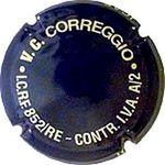 Capsule V.C. CORREGGIO I.C.R.F. 852/RE CONTR. I.V.A. A/2 LINI ORESTE 1105