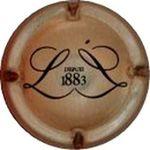 Capsule LL DEPUIS 1883 LISTEL 1211