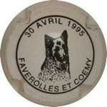 Capsule 30 AVRIL 1995 FAVEROLLES ET COEMY MARCHAND Eric 771