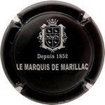 Capsule Depuis 1852 LE MARQUIS DE MARILLAC DE VENOGE 1754